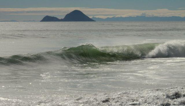 Whale Island - Bay of Plenty