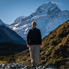 Ross and Mt Cook
