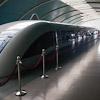Maglev train Shanghai