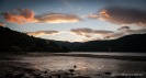Sunset at Momerangi Bay on Queen Charlotte Sound