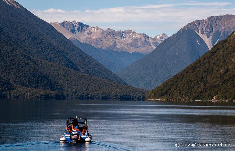 Lake Rotoiti, Nelson Lakes National Park