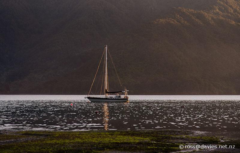 Momerangi Bay Marlborough Sounds