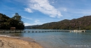 Wharf at Anakiwa on Queen Charlotte Sound