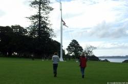 Flagpole Waitangi