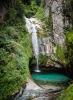 Waterfall Mt Cangshan Dali
