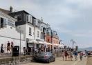 Lyme Regis seaside