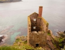 Crown mine engine house Cornwall