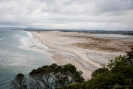 Mangawhai Sandspit from lookout