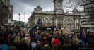 Anti-TPPA rally Octagon Dunedin