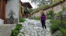 Wyn in old town Shangrila