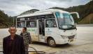 Bus Dali to Lijiang