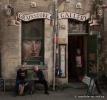 Street scene Harbour Street Oamaru