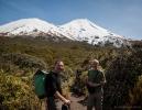 Fanthams Peak and Mt Taranaki