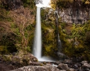 Dawson Falls on Mt Taranaki