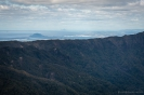 Bay of Plenty from the top of Mt Te Aroha
