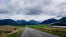 Towards the Waimakariri