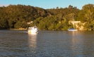 Whitianga Harbour mouth